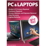 New A3 Series PC & Laptops Repaired Here Poster