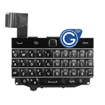 Blackberry Classic Q20 Keypad with Keyboard and Navigation Flex Complete in Black