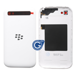 Blackberry Classic Q20 Battery Cover in White