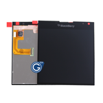 Blackberry Passport Q30 Complete LCD and Digitizer in Black Revision 003