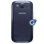 Genuine Samsung GT-I9300 Galaxy S3 Battery Cover - Pebble Blue GH98-23340A