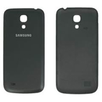 Genuine Samsung GT-I9195 Galaxy S4 Mini Battery Cover (Black Edition) - Samsung Part no: GH98-27394K