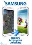 A2 New Samsung repairs accessories unlocking Poster