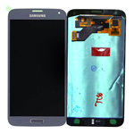 Genuine Samsung SM-G903F Galaxy S5 Neo Lcd and Digitizer in Silver - Samsung part no: GH97-17787C