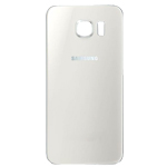 Samsung Galaxy S6 SM-G920F Battery Cover in White Pearl as OEM quality