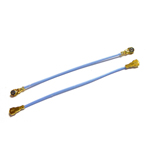 Genuine Samsung SM-G925F Galaxy S6 Edge Coaxial Cable 37mm in Blue- Samsung part no:GH39-01788A (Grade A)