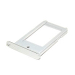 Genuine Samsung SM-G925F Galaxy S6 Edge Sim Tray in Silver (Grade C)