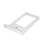 Genuine Samsung SM-G925F Galaxy S6 Edge Sim Card Tray in Silver (Grade A)