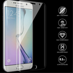 Samsung Galaxy S7 Edge  (Transparent) 9H Tempered Glass  - Shatter proof, Superior Quality, Retail packaged