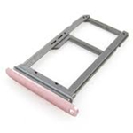 Genuine Samsung SM-G935F Galaxy S7 Edge - Pink  ASSY DECO SIM TRAY - Part no: GH98-38787E
