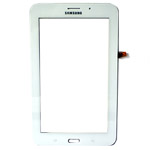 Samsung Galaxy Tab 4 Lite T116 Digitizer in White