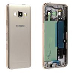 Genuine Samsung SM-A300FU Galaxy A3 Back Cover Housing in Gold- Samsung part no: GH96-08196F	 (Grade A)