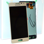 Samsung Alpha G850F Lcd and touchpad in Gold - Samsung Part no: GH97-16386B