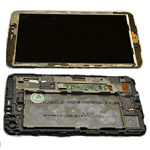 Genuine Samsung Galaxy Tab 3 7.0 SM-T210/T211 LCD with Frame and Assembly