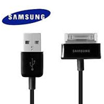 Genuine Samsung Galaxy Tab Data Cable (ECC1DP0UB) - For Tab 7.0,10.1,Tab 2