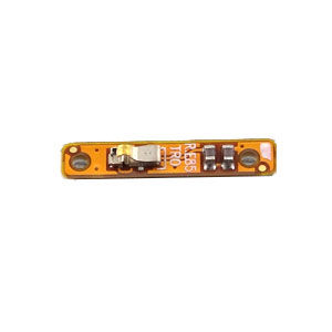 Genuine Samsung SM-N910F Galaxy Note 4 Side Key Flex Cable Contact C- Samsung part no:GH59-14291A