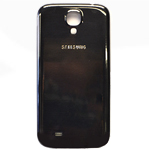 Genuine Samsung GT-I9500 Galaxy S4 Battery Cover (Black)- Samsung part no: GH98-27423B