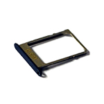 Genuine Samsung Galaxy A3, A5, A7 Sim Card Tray in Black- Samsung part no: GH61-08203B (Grade A)
