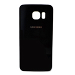 Genuine Samsung SM-G925F Galaxy S6 Edge Battery Cover in Black- Samsung part no: GH82-09602A