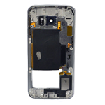 Genuine Samsung SM-G925F Galaxy S6 Edge Rear Chassis with Loudspeaker and Side Button