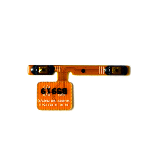 Genuine Samsung SM-G903F Galaxy S5 Neo Volume Flex-Cable-Samsung part no: GH96-08939A
