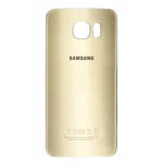 Genuine Samsung SM-G920F Galaxy S6 Battery Cover in Gold-Samsung part no: GH82-09548C