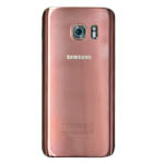 Genuine Samsung SM-G930F Galaxy S7 Battery Cover in Pink Gold-Samsung part no: GH82-11384E