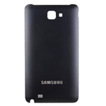 Genuine Samsung GT-N7000 Galaxy Note Back Cover in Blue/Black-Samsung part no: GH98-21606A