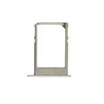 Genuine Samsung SM-A500F Galaxy A5 Sim Card Tray in Silver - Samsung part no: GH61-08203C