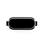 Genuine Samsung SM-A310F Galaxy A3 (2016) Home Button in Black - Samsung part no: GH64-05398B