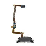 Genuine Samsung SM-G850F Galaxy Alpha  Home Button Flex-Cable Complete Silver-Samsung part no: GH96-07489E