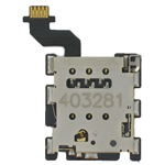 Genuine HTC One (M8) Sim Card Reader Flex - P/N:51H20589-00M
