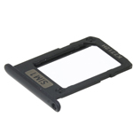 Genuine Samsung SM-J330FN Galaxy J3 (2017) - Sim Card Tray Black - Samsung part no : GH61-12796A
