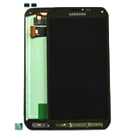 Genuine Samsung SM-G870F Galaxy S5 Active Complete Front LCD with Touchscreen in Green- Samsung part no:GH97-16088C