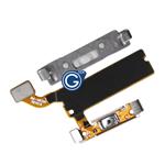 Samsung Galaxy Note 7 SM-N930F Power Button Flex with metal bracket