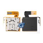 Samsung Galaxy Tab S2 8.0 WiFi SM-T710, S2 9.7 WiFi SM-T810 Micro SD Card Reader Flex