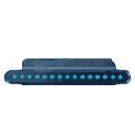 Genuine Samsung SM-N930F Galaxy Note 7 Earspeaker Grill Deco in Blue-Samsung part no: GH98-38912F