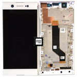 Genuine Sony XA1 Ultra G3212, G3121) lcd and touchpad in White - P/N:78PB3400020