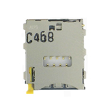 Genuine Sony Xperia Z3 Tablet Compact (SGP611/SGP612/SGP621) Card Conn SIM Nano-Sony part no:1278-7930