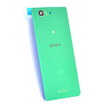 Genuine Sony Xperia Z3 Compact (D5803) Battery Cover in Green- Sony part no:1285-1194