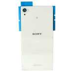 Genuine Sony E6553 Xperia Z3+ Battery Cover in White- Sony part no: 1289-0849