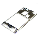 Genuine Sony ST26i Xperia J Middle Cover-Sony part no:1265-3119