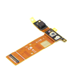 Genuine Sony C5303 Xperia SP  Camera Module (Front) + Sensor Flex-Sony part no:1266-6190
