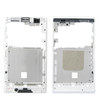 Genuine Sony C1505 Xperia E  Front Cover Frame (White)-Sony part no: A/401-58550-0001