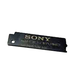 Genuine Sony Xperia M2 Dual (D2302)  Sim Card Tray Tray B thin Laser Print-Sony part no: 1281-7500