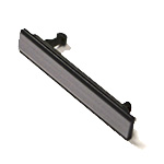 Genuine Sony SGP511 Xperia Tablet Z2 Cap USB Assembly Black- Sony part no: 1278-2973