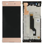 Genuine Sony Xperia Xa1, Xa1 Dual Lcd and touchpad in Pink  Part no: 78PA9100030