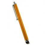 Stylus Pen Style in Gold for iPhone 5, 4S, 3GS, 3G, iPad, iPod, Samsung P1000 (minimum order 5 pcs)