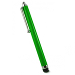Stylus Pen Style in Green for iPhone 5, 4S, 3GS, 3G, iPad, iPod, Samsung P1000 (minimum order 5 pcs)
