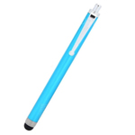 Stylus Pen Style in Light Blue for iPhone 5, 4S, 3GS, 3G, iPad, iPod, Samsung P1000 (minimum order 5 pcs)